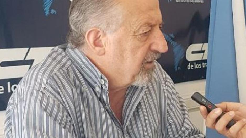 Entrevista a Hugo Yasky