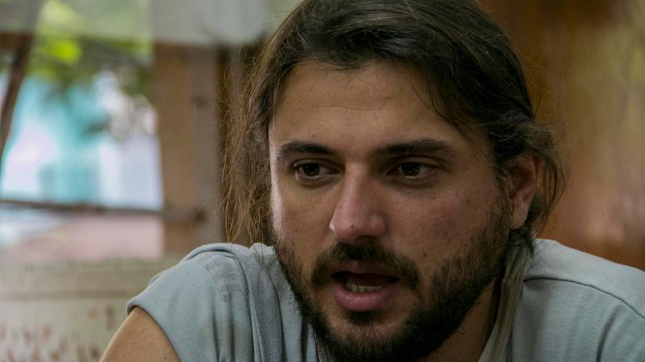 Juan Grabois, referente de la CTEP