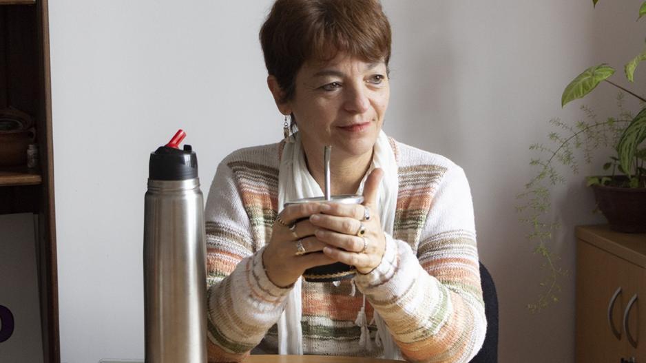 María Laura Torre, Secretaria General Adjunta de SUTEBA