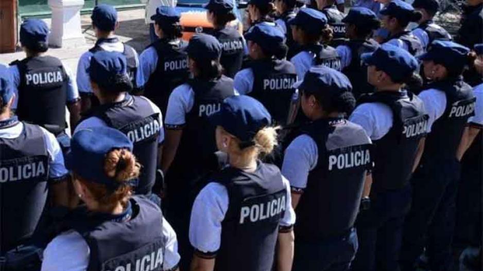 Red de Mujeres Policías